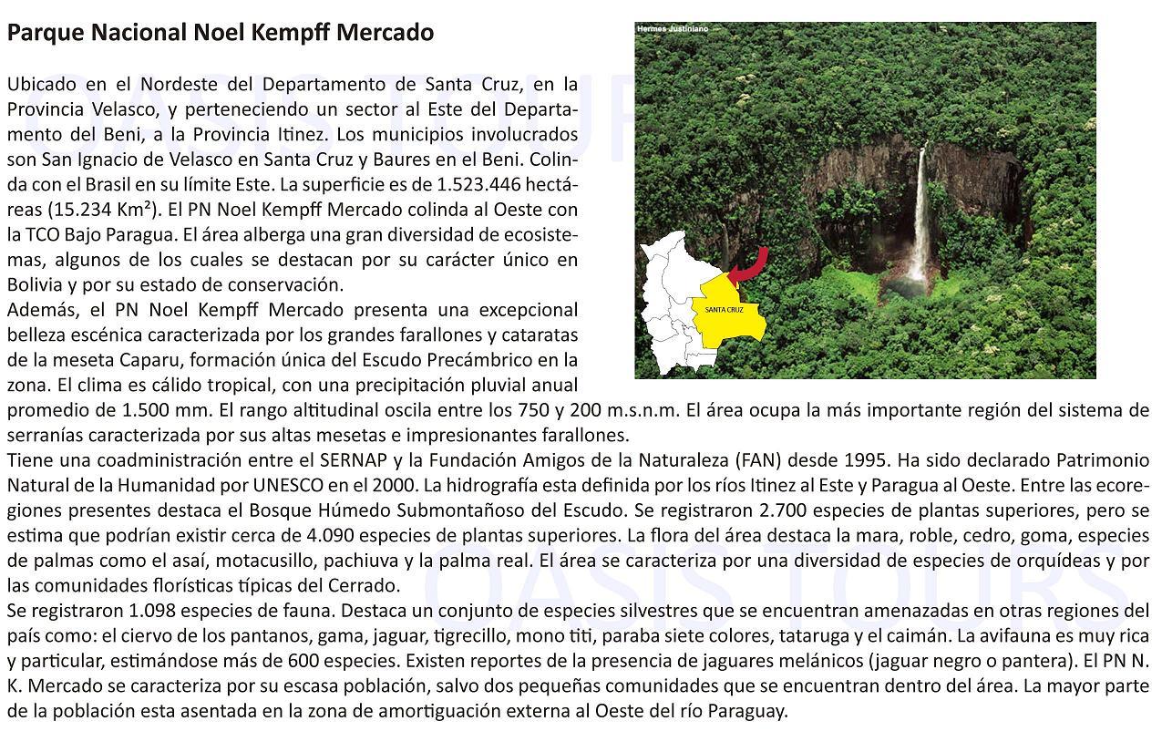 Parque Noel Kempff Mercado