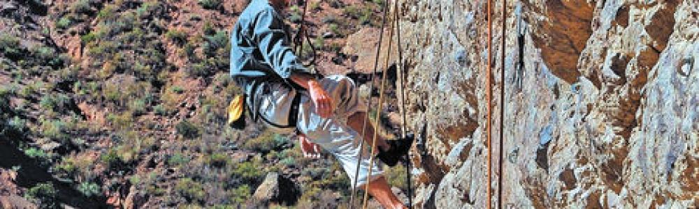OB-LPB/21  Escalada de Rocas  Día Completo