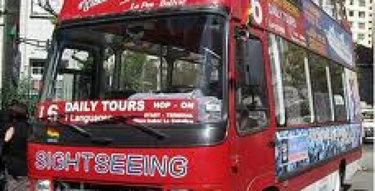 OB-LPB/7   City Tour in Touristic Bus, South Zone and Valley of the Moon